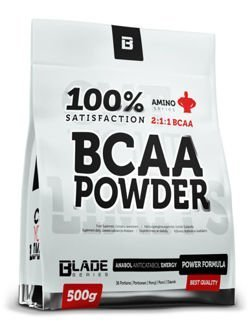 100% BCAA Powder - 500g