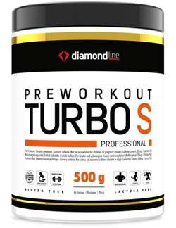 PREWORKOUT TURBO S - 500g